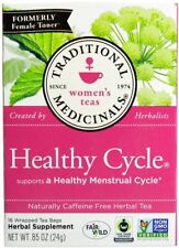 Women's Healthy Cycle Tea by Traditional Medicinals