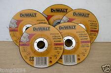 5 X DEWALT DT42310Z 125MM X   2.8 MM   DPC METAL CUTTING ANGLE GRINDER DISCS