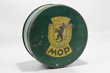 petits ancienne DDR Boite de conserve Boîte vide Mop Pâte à polir Berlin