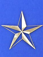 Nautical Star Metal Sign Wall Art 10 X 10 Skilwerx Marine Beach House Decor