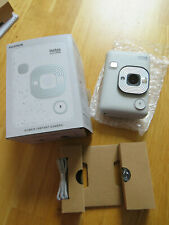 Instax Mini LiPlay 4.9MP Sofortbildkamera Elegant stone white