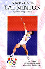 A Basic Guide to Badminton by United States Olympic Committee (Paperback, 1998)