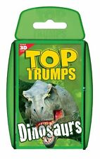 Dinosaurs Top TRUMPS Classic Card Game