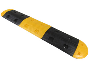 1.82M Speed Hump Ramp Kit with Fittings - Bump Road Heavy Duty Metre
