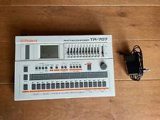 Roland Tr - 707 Vintage 80's Drumcomputer in sehr gutem Zustand