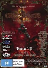 Crusty Demons - The Eighth Dimension Volume 8 VIII (DVD, 2010) NEW SEALED