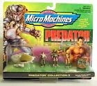 PREDATOR MicroMachines, Colllection # 3. Spaceship, Predator, Dutch, Anna. 1996