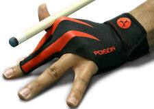 New Poison Logo Pool Glove - Small / Medium - Left Hand - One Size S/M