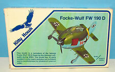 KITTY HAWK MODEL FOCKE WULF FW-190 UNIQUE CARICATURE KIT L@@K