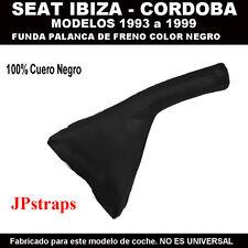 SEAT CORDOBA  1993-1999 FUELLE PALANCA DE FRENO 100% PIEL AUTENTICA