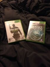 Call Of Duty MW3 & Ghost Recon Future Soldier In Great Condition!!!!!