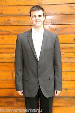 HUGO BOSS giacca per abito slim fit lana TAGLIA 56 di alta qualità NUOVA