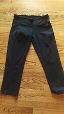 Women Lululemon Pant Size 8. Belt it Out. 3/4 length