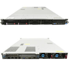 HP ProLiant DL360 G7 Rack Server 2x E5620 QC 2.4GHz 16GB RAM 8x 2.5 Bay ohne HDD