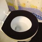 24 colors to pick - Black - Bathroom Toilet Seat Warmer Cover  LifeLong Needs