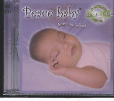 Peace Baby Music  for babies double  cd