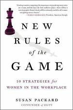 New Rules of the Game: 10 Strategies for Women in the Workplace-ExLibrary