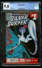 SILVER SURFER #1 (2014) CGC 9.8 1st PRINT
