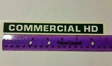 """Reproduction lawn boy mower 1980s commercial Hd model 21"""" inch deck decal."""