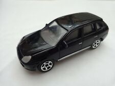 1/61 REALTOY CLASSIC - PORSCHE CAYENNE BLACK DIECAST CAR