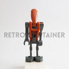 LEGO Minifigures - 1x sw228 - Rocket Battle Droid - Star Wars Omino Minifig