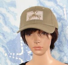 MAGELLAN OUTDOORS moss green Men's Woven Patch Herringbone Hat, One Size