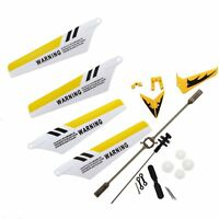 Replacement Kit for Syma S107 / S107G RC ?Helicopter, Blades-Yellow TS