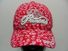 Princesa - Pana - NIÑA Tamaño Ajustable Gorra Sombrero