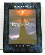 The Lord of the Ring Return of the King Limited Edition 2-Disc set Dvd Viggo