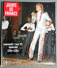 ►JDF 1242-1978- CLAUDE FRANÇOIS- CHARLES DUMONT- CURD JURGENS-NICOLETTA-CLARK...