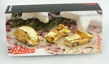 Schuco Piccolo 450171088, Set Weihnachten 2017, BMW golden, 1/87, NEU&OVP