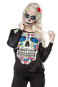 Mexican Skull Sweatshirt NEU & OVP Rockabilly Gr. XS S M