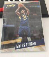 Myles Turner Prestige 2017-18 Indiana Pacers #92
