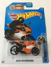 2016 HOT WHEELS ~ HW Moto DUCATI 1199 SUPERLEGGERA ~ SEALED