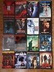 Horror/Thriller DVD Lot Pick All You Want at $1.69 Each Buy 12 For Free Shipping