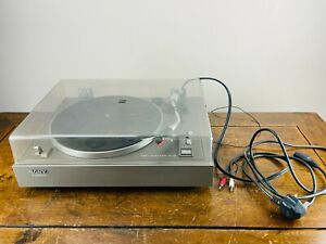 Sony PS-1700 Stereo Turntable System Vintage Hi-Fi Record Player Audiophile 80s
