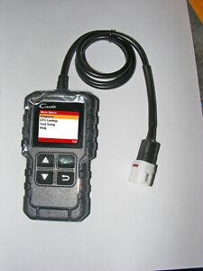 Yamaha MT09 FZ09 MT10 MT10SP FJR1300 XSR900 MT03 Scan tool OBD2 R6 XSR700 T7