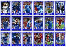 Chelsea European Champions League winners 2012 football trading cards