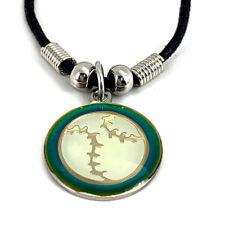Baseball Softball Mood Color Change Necklace (smb) Philippians