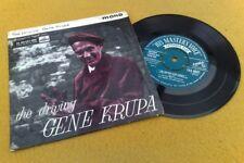 """"""" THE DRIVING GENE KRUPA  """"RARE SUPER UK ORIGINAL EP"""