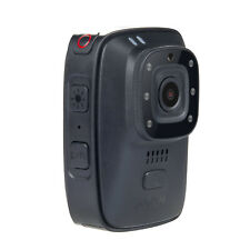 SJCAM A10 Portable Body Camera Wearable Laser Infrared Security Camera - Black