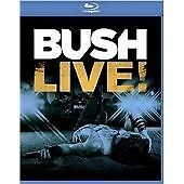 Bush: Live! [Blu-ray] [2013] [Region A & B], DVD | 4029759083368 | New