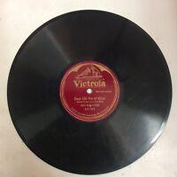 "Dear Old Pal Of Mine 10"" 78RPM Single Sided Record John Mccormack ShopVinyls.com"