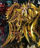 CS Model Saint Seiya Myth Cloth EX Hades Gryphon Minos Golden Limited 30 Figure