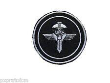 G.I.S. Incursori Carabinieri GIS Gruppo Intervento Speciale Patch Nera Black