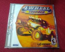 4 Wheel Thunder Sega Dreamcast ✰NEU✰