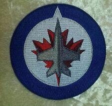 "Winnipeg Jets NHL Logo 3"" Iron On Embroidered Patch ~USA Seller~"