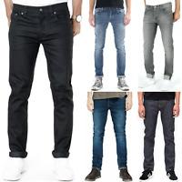 Nudie B-Ware Kleine Mängel Herren Slim Fit Stretch Jeans Hose | Grim Tim