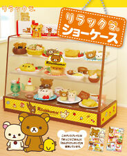 New Re-Ment Sanrio Rilakkuma Display Show Case miniature from Japan F/S