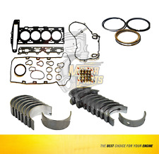 Bearing, Full Gasket & Piston Ring Set 00-08 Chevrolet Pontiac HHR 2.2 L Ecotec